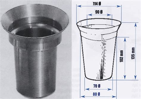 Beaker Stainless Steel 1l As One With Handle Laboratory Aids Bowls And Dishes Larger 240 Ml