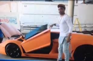 westbrook drives a bright orange