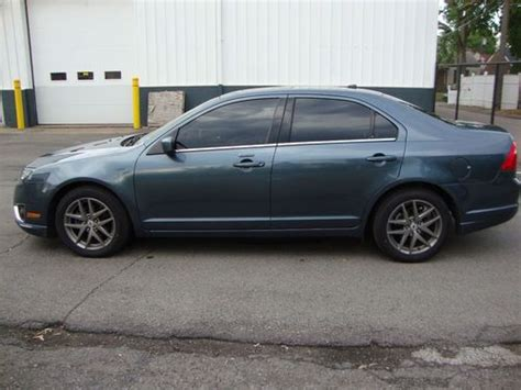 ford fusion tires 2011 sell used 2011 ford fusion sel sedan 2 5l i 4 new tires