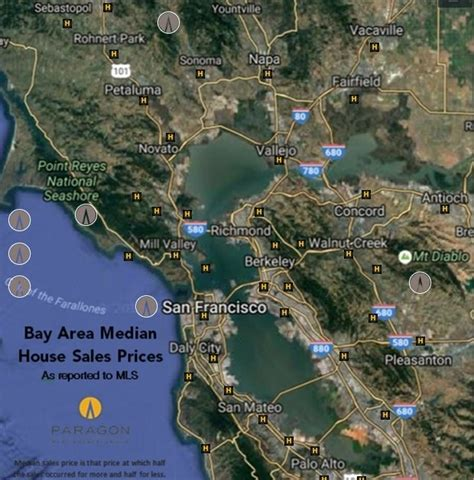 updated bay area home price interactive map oct 2016