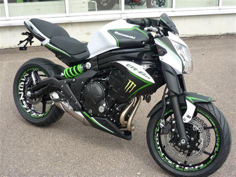 Www Kawasaki Motorrad by Umgebautes Motorrad Kawasaki Er 6n Bkm Bikes Handels