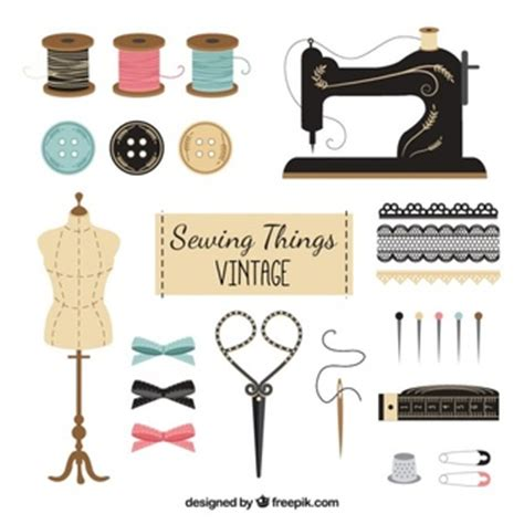 sewing vectors, photos and psd files | free download