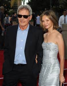 Harrison Ford Calista Flockhart Marriage Harrison Ford And Calista Flockhart Who Waited