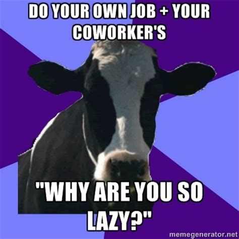 Lazy Worker Meme - 28 best lazy co workers images on pinterest office