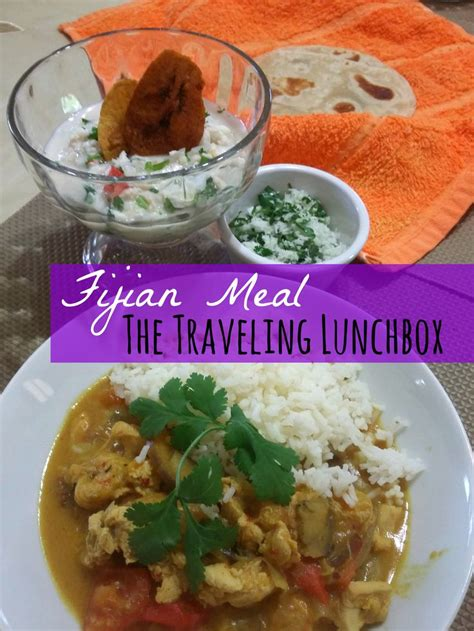 A Classic Fijian Dish by 18 Best The Traveling Lunchbox Images On