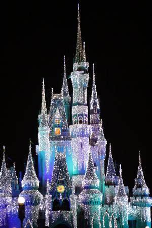 dream lights picture of magic kingdom park, orlando
