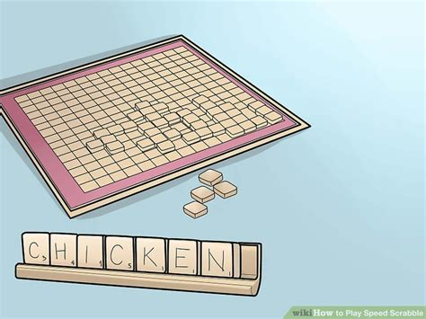 speed scrabble how to play speed scrabble 11 steps with pictures wikihow