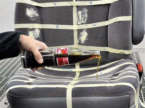Auto Kindersitz Reinigen by Polsterreiniger Test Autositze Reinigen Update