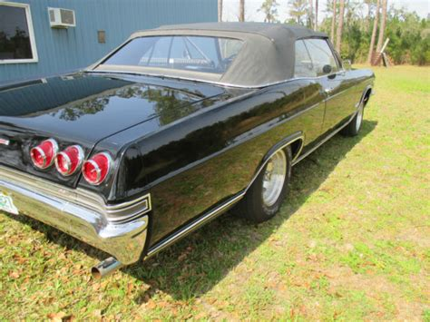 1965 impala ss 396 for sale 1965 chevy impala ss 396 4 speed convertible for sale