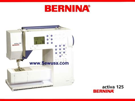 Bernina Patchwork Edition - bernina activa 230 patchwork edition 28 images