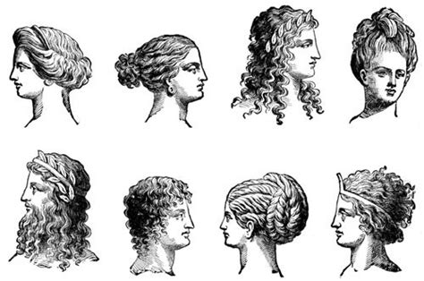 information on egyptain hairstlyes for men and women 10 facts about ancient greece clothing fact file