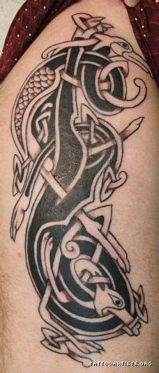 viking tattoo animal 102 best images about tattoo on pinterest scottish