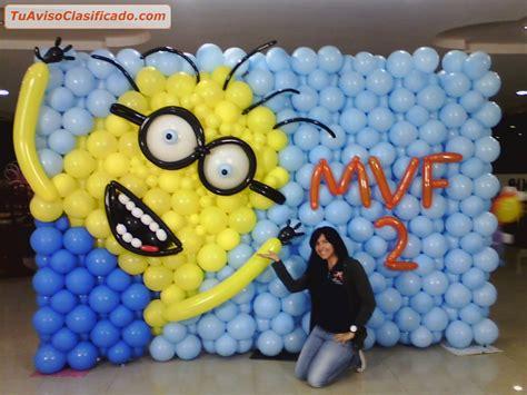cursos de decoracion curso de decoraci 243 n con globos cursos formaci 243 n y