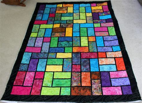 quilt pattern stained glass batik stained glass quilt lady bird quilts