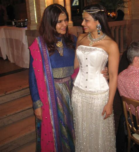 Ayesha Dharker's London Wedding   WeddingSutra Blog