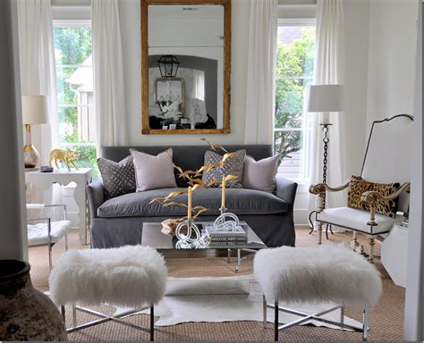 Color Outside The Lines Gray And White Living Rooms Grey White Living Room