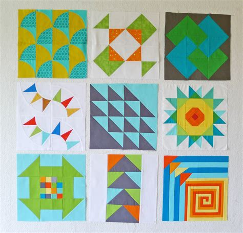 Traditional Quilt Block Patterns by Quiltcon Block Challenge Traditional Motifs The Modern