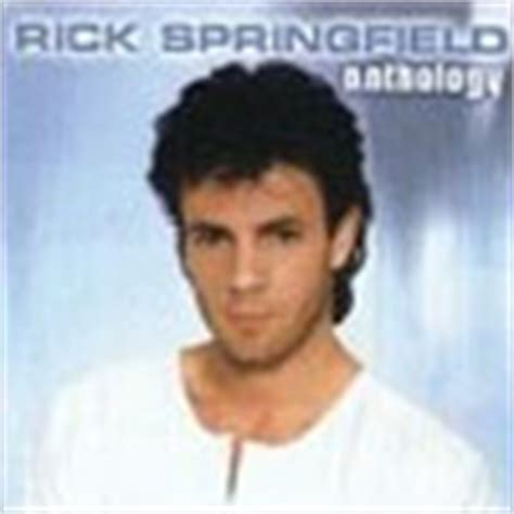 Rick Springfield The Encore Collection Cd all rick springfield