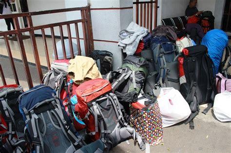 Tas Ransel Untuk Kemping catat aneka barang yang harus dibawa saat kemping