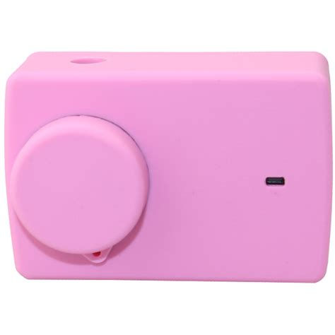 silicone lens cover for xiaomi yi 2