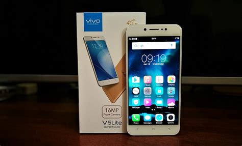 Vivo V5 Lite Smartphone 3 vivo v5 lite review a more affordable selfie