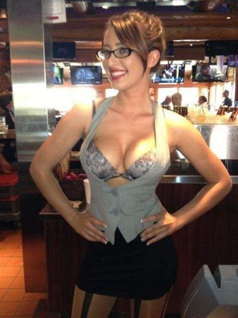The Big Tip this waitress deserves a big tip work at