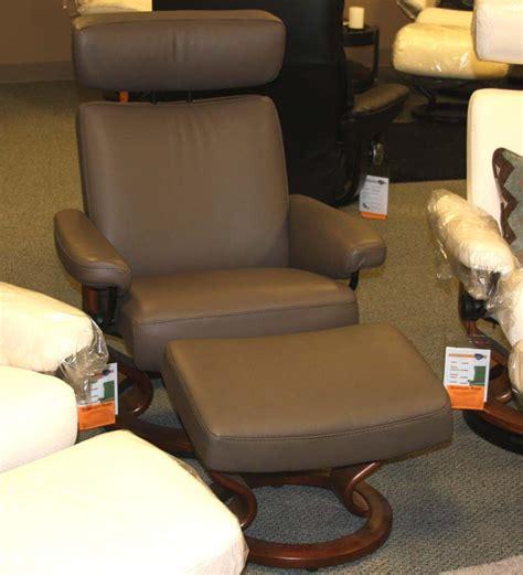 Stressless paloma khaki leather by ekornes stressless paloma khaki leather chairs recliners