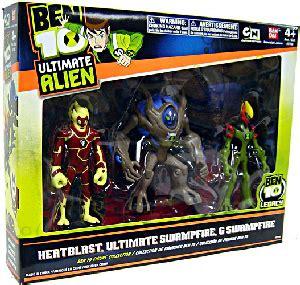 ben 10 alien force toys swampfire | www.pixshark.com