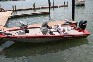 new bass tracker fishing boat with 60 hp motor smith