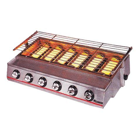Pemanggang Tanpa Asap Roaster Gk 211 oven gas roaster mesin pemanggang sosis higienis tanpa asap