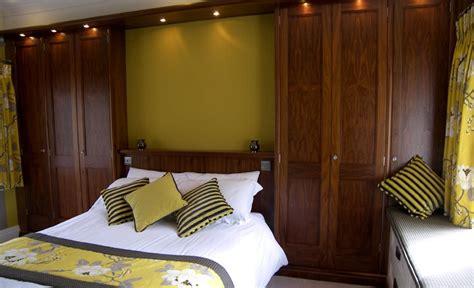 Matthew James Furniture Walnut Fitted Bedroom Furniture American Walnut Bedroom Furniture