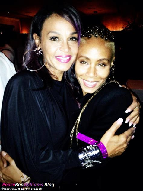 jada pinkett smith and sheree throwbackthursday the wives of will smith peace ben