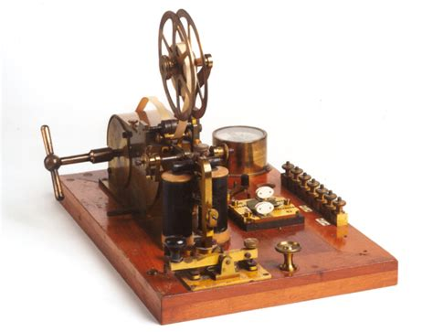 Table Telegraph by Telegraph Instruments Of Europe
