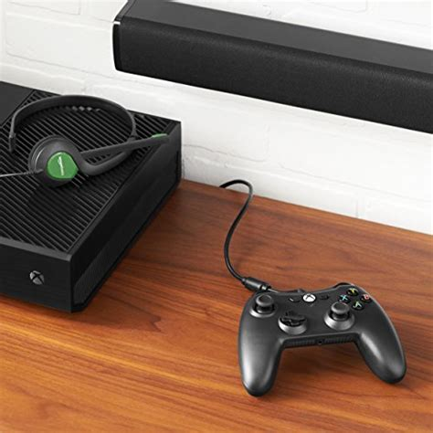 Amazonbasics Xbox 360 by Amazonbasics Xbox One Wired Controller Black Version Xbox One Countdown