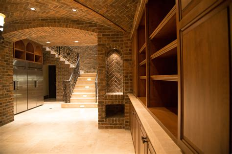 Kitchen Improvements Ideas Residential Wine Cellars Sun Coast Construction Inc