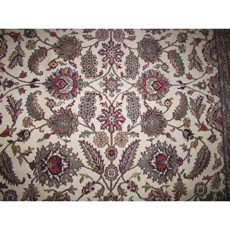 7 x 9 wool rug size 7 9 quot x 9 9 quot isfahan wool rug from india