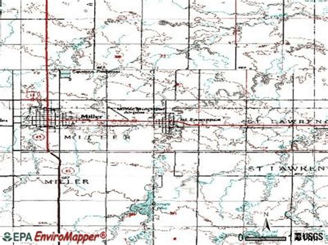 st. lawrence, south dakota (sd 57373) profile: population