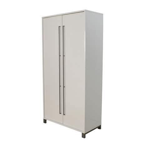 cb2 armoire 60 off cb2 cb2 cadet wardrobe storage