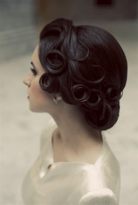 Retro Hairstyles Curls | 301 moved permanently