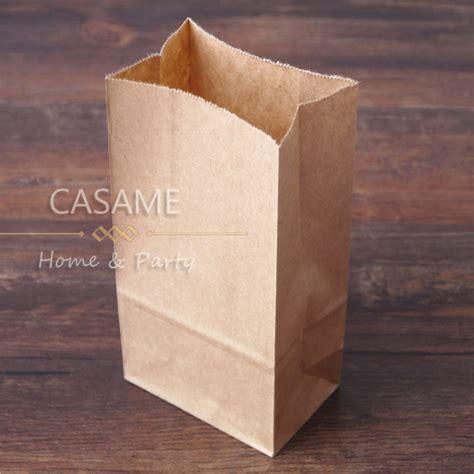 small paper bag pattern aliexpress com buy mini small craft kraft stand up