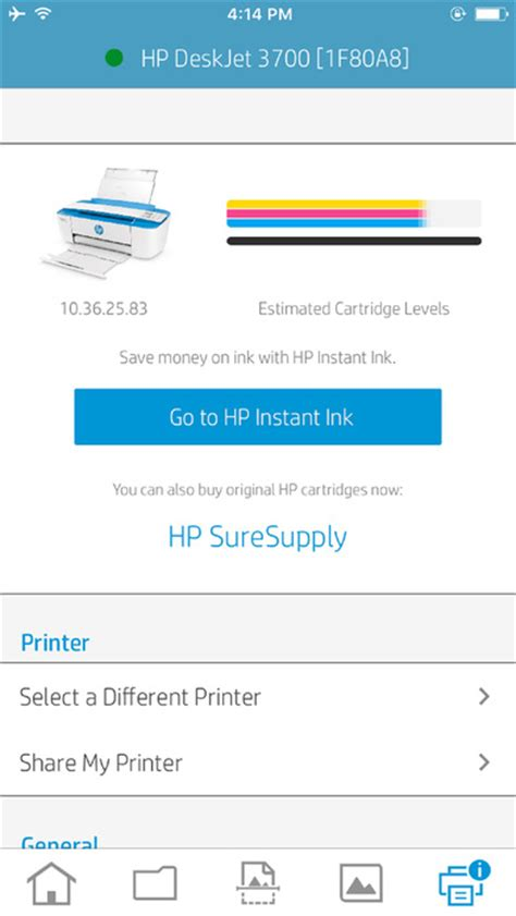 hp printer app for android hp smart app android apk