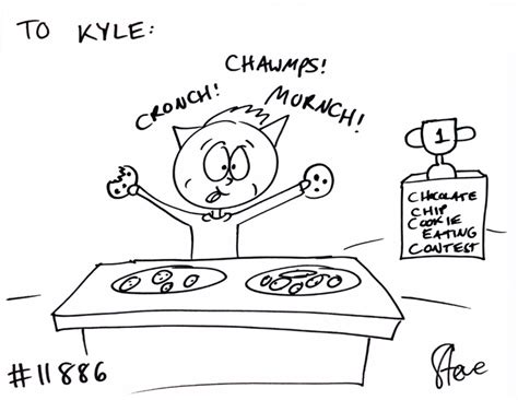 doodle name kyle kyle name drawing