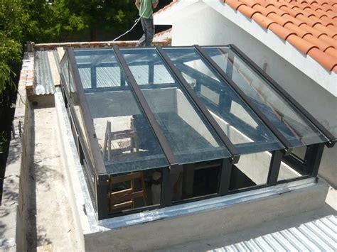 claraboya vidrio trabajos en aluminio puertas ventanas maras