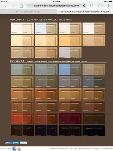 rustoleum cabinet paint colors rustoleum cabinet transformation i like seaside and