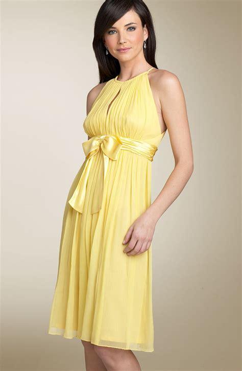 Yellow Bridesmaid Dress by Yellow Bridesmaid Dresses Ideas Sang Maestro