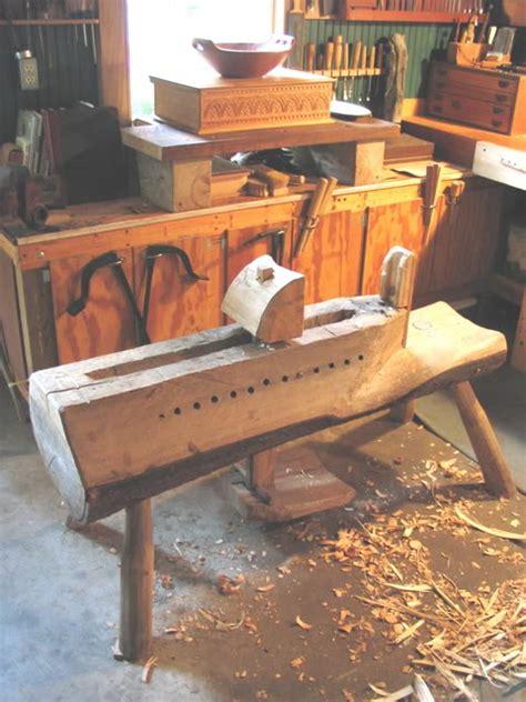 bowl carving bench carve wooden bowls