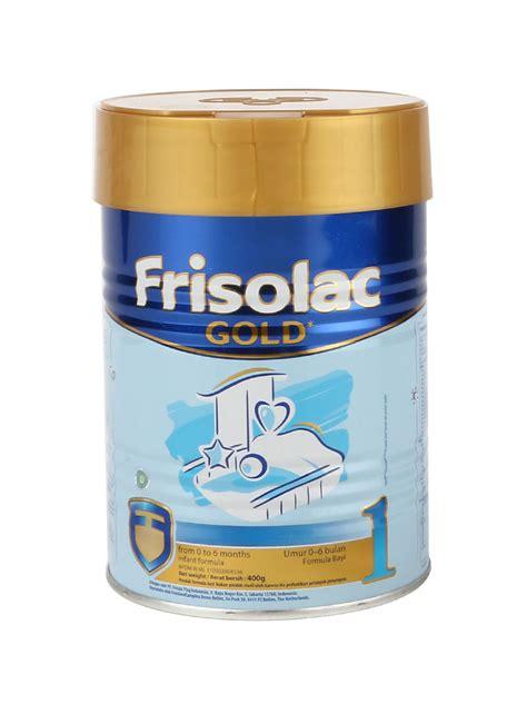 Bayi Frisolac Frisolac Gold 1 Formula Bayi 0 6 Bulan Plain Klg 400g