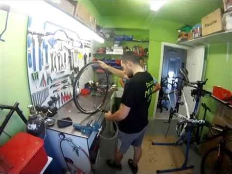 bicycle tire explosion youtube