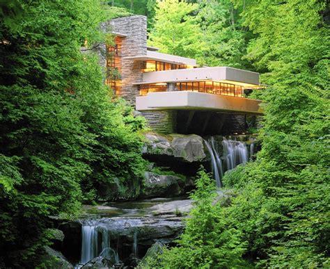 casa sulla cascata frank lloyd wright casa sulla cascata architetto frank lloyd wright