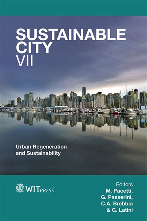 the sustainable city books sustainable city vii 2 volume set